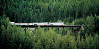 Empire Builder - Spectacular Scenery